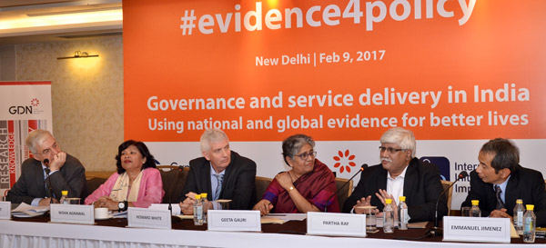 evidence for policy panel members