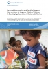 Parental, community and familial support interventions to improve children's literacy in developing countries